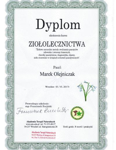 zioła i pasożyty